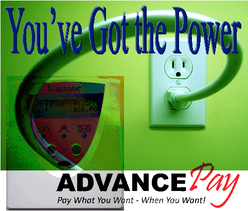 image of advance pay pre-pay program logo