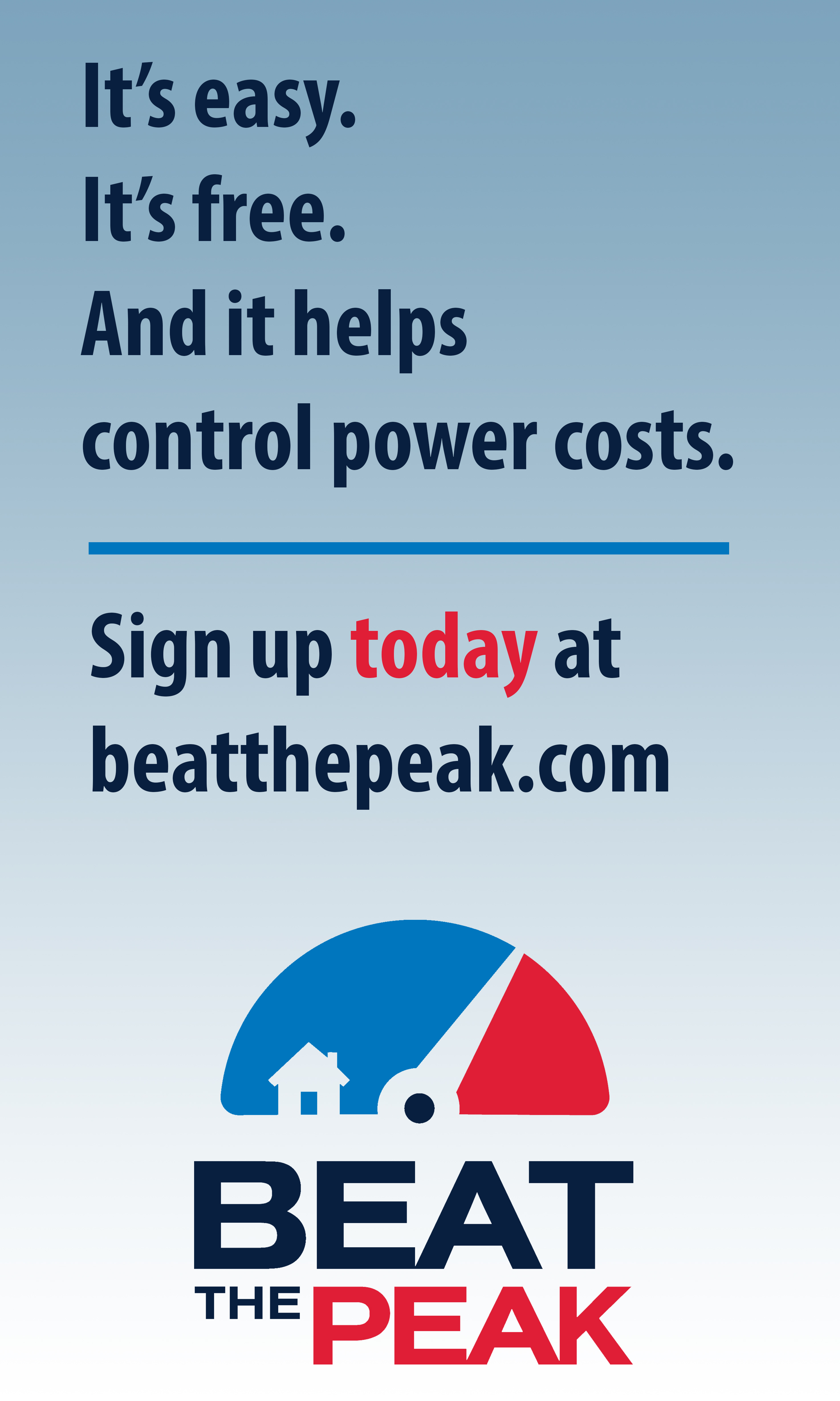 beat the peak program image