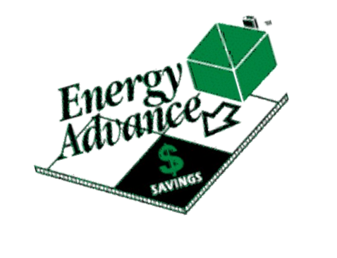 image of the energy advance program logo